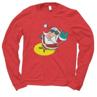 Santa Cool Christmas jumper by Clique Wear