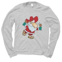 Santa Mexican Mexico Christmas jumper by Clique Wear