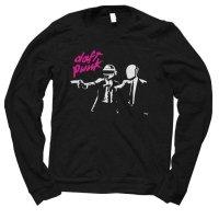 Daft Punk jumper by Clique Wear