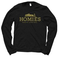 Homies South Central jumper by Clique Wear