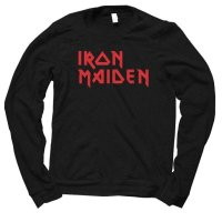 Iron Maiden jumper by Clique Wear