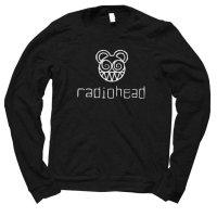 Radiohead jumper by Clique Wear
