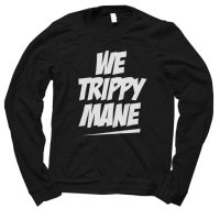 We Trippy Mane jumper by Clique Wear