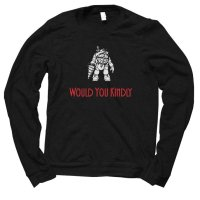 Would You Kindly jumper by Clique Wear
