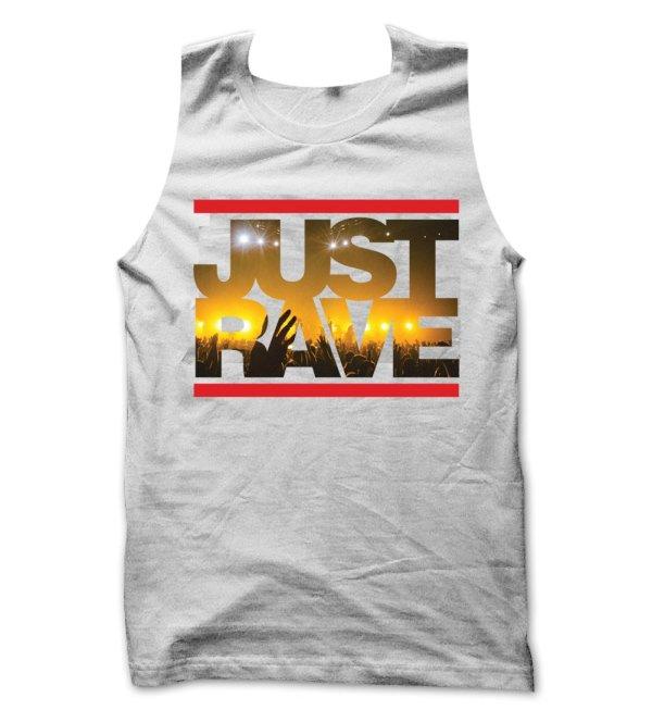 Just Rave tank top / vest by Clique Wear