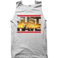 Just Rave tank top / vest by Clique Wear