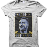 Chat Shit Get Banged Poster t-shirt by Clique Wear