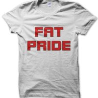 Fat Pride t-shirt by Clique Wear