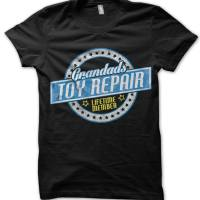Grandads Toy Repair t-shirt by Clique Wear
