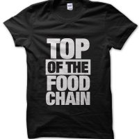 Top of the Food Chain t-shirt by Clique Wear