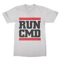 Run CMD t-shirt by Clique Wear