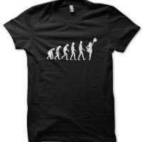 Evolution of a Cheerleader t-shirt by Clique Wear