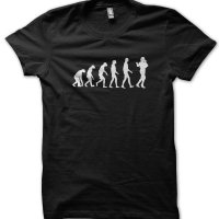 Evolution of a Popstar t-shirt by Clique Wear