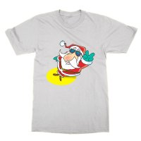 Santa Cool christmas t-shirt by Clique Wear