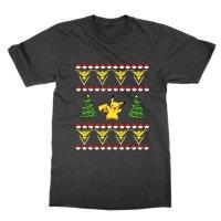 Team Instinct Pokemon Christmas t-shirt by Clique Wear