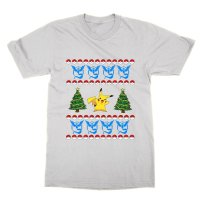 Team Mystic Pokemon Christmas t-shirt by Clique Wear