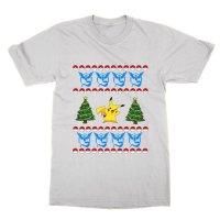 Team Mystic Pokemon Christmas t-shirt by Clique Wear