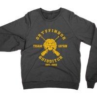 Gryffindor Quidditch Team Captain sweatshirt by Clique Wear