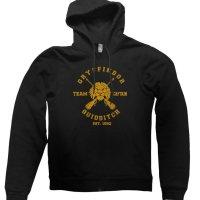 Gryffindor Quidditch Team Captain hoodie by Clique Wear