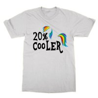 20% Cooler t-shirt by Clique Wear