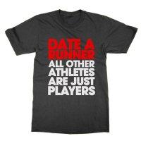 Date a Runner t-shirt by Clique Wear