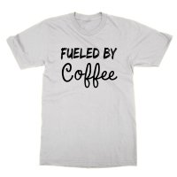 Fueled By Coffee t-shirt by Clique Wear