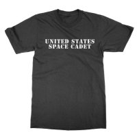 United States Space Cadet t-shirt by Clique Wear