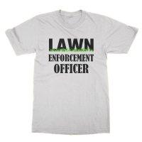 Lawn Enforcement Officer t-shirt by Clique Wear