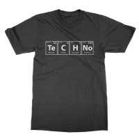 Techno Elements t-shirt by Clique Wear
