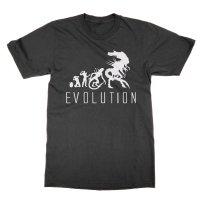 Alien Evolution t-shirt by Clique Wear