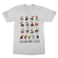 Game of Cats t-shirt by Clique Wear