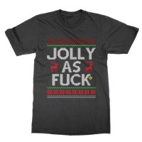 Jolly as Fuck t-shirt by Clique Wear