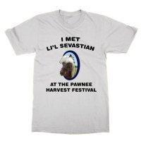 I Met Lil Sebastian t-shirt by Clique Wear