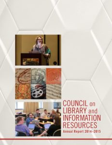 COUNCIL on LIBRARYand INFORMATION RESOURCES