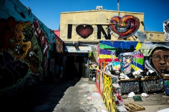 I Heart NY at 5Pointz
