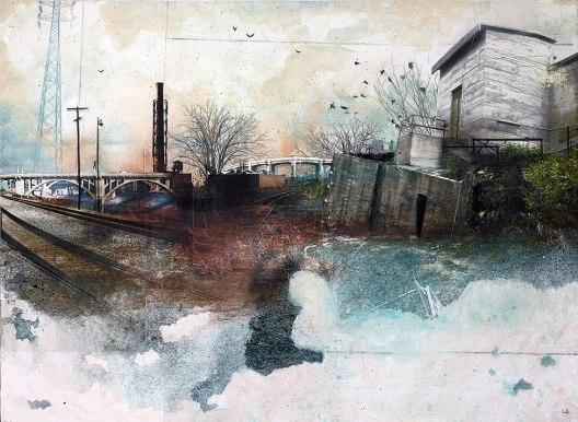 In a Fog by Liz Brizzi