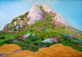 Hollister Peak Morning