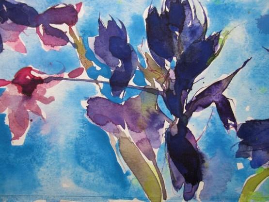 Bluebell Sketch