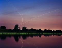Takeoffs JFK Runway 13R Sunset