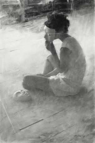 Casey Baugh charcoal3