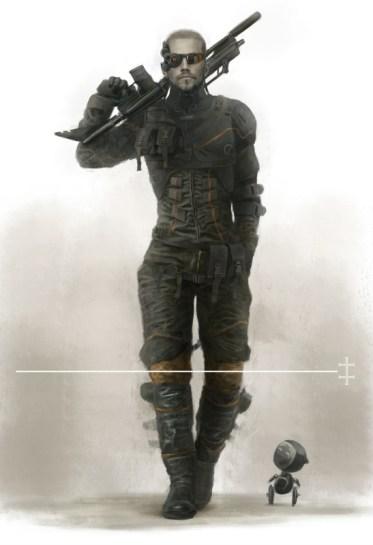 Soldier Concept 1