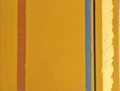 Barnett Newman process inspiration by Carla Bange, Grounded