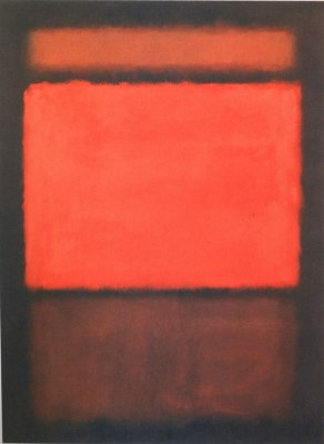 Mark Rothko's Untitled, 1963