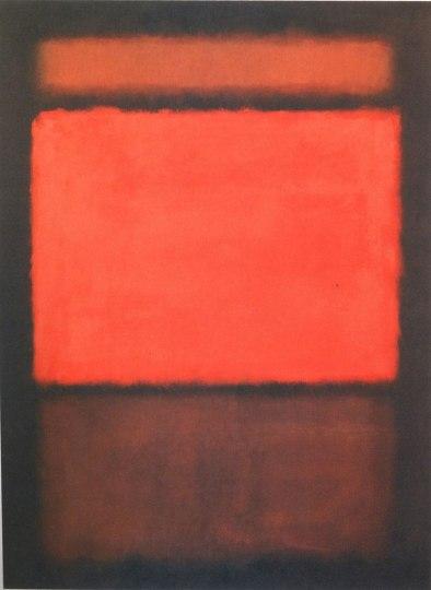 Mark Rothko's Untitled, 1963