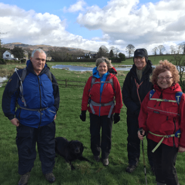 Walk from Gargrave Thursday 2nd March