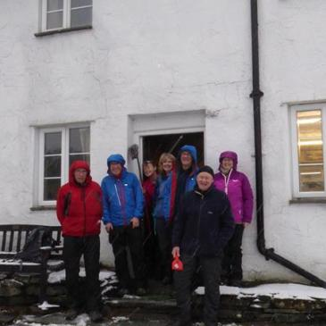 Little Langdale Hut Meet 19-21 Jan 2018