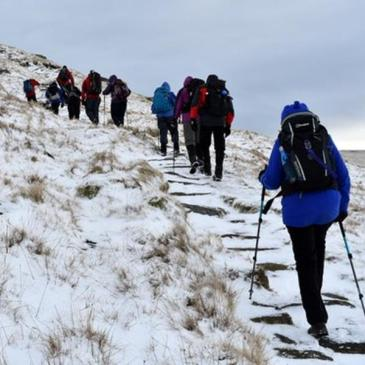 Great Whernside 1st Feb 2018