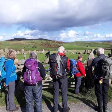Walk Blackcombe Sunday 23rd September 2018