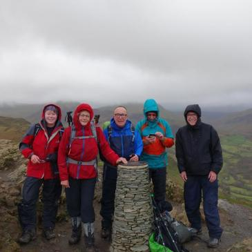 Christmas W/E Lake District 7th/9th December 2018