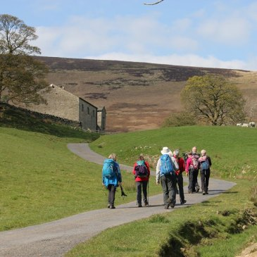 Pendle walk Thursday 11th April 2019